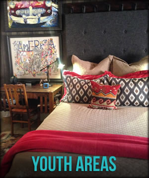 Youth Area Interior Design Knoxville
