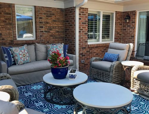 Don't Neglect Your Outdoor Spaces
