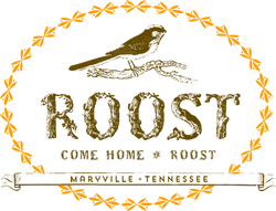 Roost Interior Design Logo